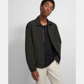 Bomber Jacket in Precision Tech