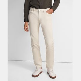 Raffi 5-Pocket Pant in Stretch Cotton Twill