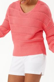 Tommy Bahama Channel Isle V-Neck Sweater