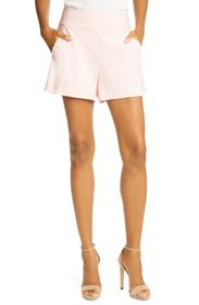 alice + olivia DONALD HW SHORT