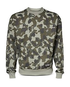 G-STAR RAW - Camo Print Sweatshirt