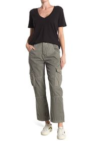 NSF CLOTHING Mercy High Rise Cargo Pants