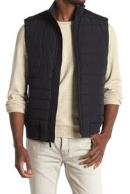 Perry Ellis Quilted Puffer Vest