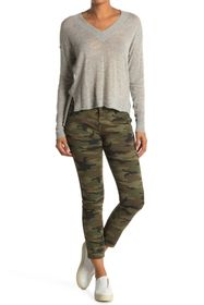 NSF CLOTHING Wallace Camo Skinny Trousers