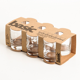 Home Essentials Basic Shot Glass - Set of 6