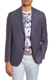 Ted Baker London KONAN MICRO CHECK SPORT COAT