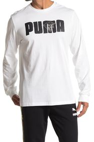 PUMA Franchise Street Long Sleeve T-Shirt