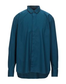 ZEGNA - Solid color shirt