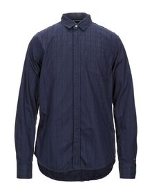 TOMMY JEANS - Solid color shirt