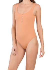 Float On Classic One-piece Swimsuit
