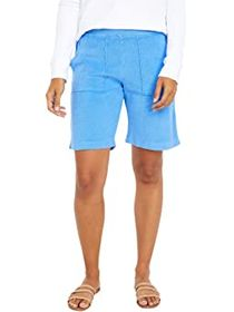 Mod-o-doc Terrycloth Patch Pocket Shorts