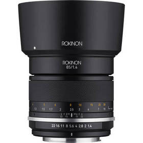 Rokinon 85mm f/1.4 Series II Lens for Canon EF