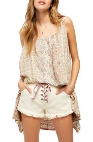Free People Mess Around Tunic Top