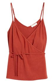 Treasure & Bond Tie Waist Camisole