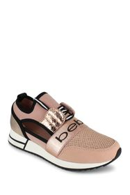 bebe Brienna Open Side Sneaker