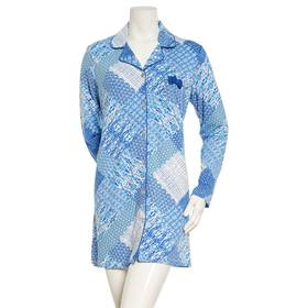 Womens Cool Girl Long Sleeve Patchwork Notch Colla