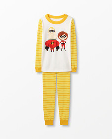 Hanna Andersson Disney and Pixar Long John Pajamas