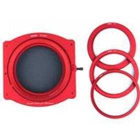 NiSi V5 Pro Red Edition 100mm Filter Holder with E