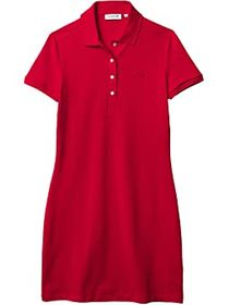 Lacoste Lacoste - Short Sleeve Slim Fit Stretch Pi