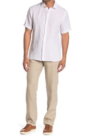 Toscano End On End Linen Sport Shirt