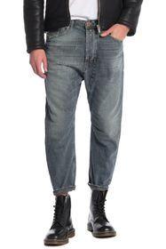 Diesel Narrot Distressed Straight Leg Jeans
