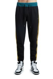 True Religion Metallic Stripe Joggers