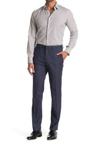 Kenneth Cole Reaction Stretch Texture Weave Slim F