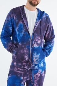 True Religion Tie Dye Zip Jacket