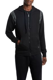True Religion Shoulder Stud Zip Jacket
