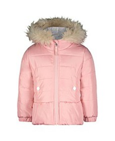 Weathertamer Toddler Girls Puffer Jacket