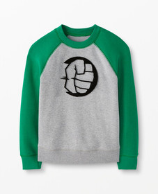 Hanna Andersson Marvel The Hulk Sweatshirt