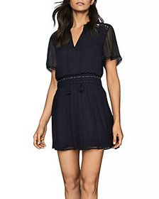 REISS - Sam A Line Dress