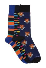 Unsimply Stitched Crew Socks - Pack of 3