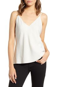 7 For All Mankind Stripe Camisole