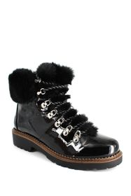 Esprit Celestin Faux Fur Trim Hiker Boot