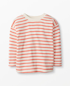 Hanna Andersson So Easy Rib Knit Tee