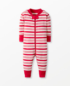 Hanna Andersson Baby Zip Sleeper In Organic Cotton
