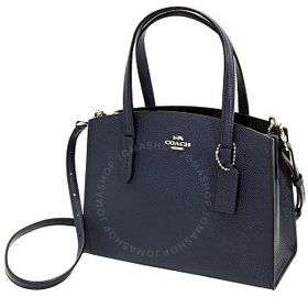 Coach Coach Ladies Charlie Carryall 28 In Blue