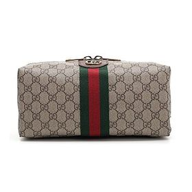 Gucci Gucci Men's Ophidia GG Toiletry Case