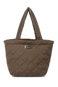 Marc Jacobs Quilted Nylon Medium Tote Bag