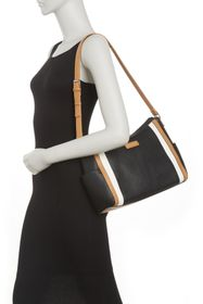 Nautica Side Swiped Hobo Bag