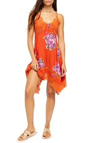 Free People Table For 2 Trapeze Dress