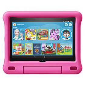 Amazon Fire 8 Kids Edition Tablet Bundle with Vouc