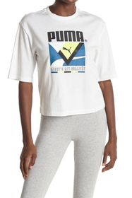 PUMA Graphic Regular Tee