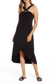 Tommy Bahama Carmela Halter Maxi Dress
