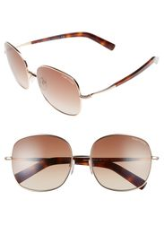 Tom Ford Round 57mm Sunglasses