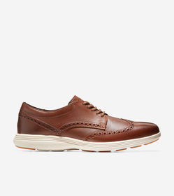 Cole Haan Grand Tour Wingtip Oxford