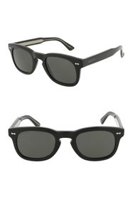 GUCCI Core 49mm Square Sunglasses