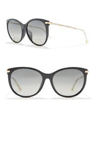 GUCCI 49mm Oversized Sunglasses