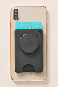 Anthropologie PopSockets Phone Wallet and Stand